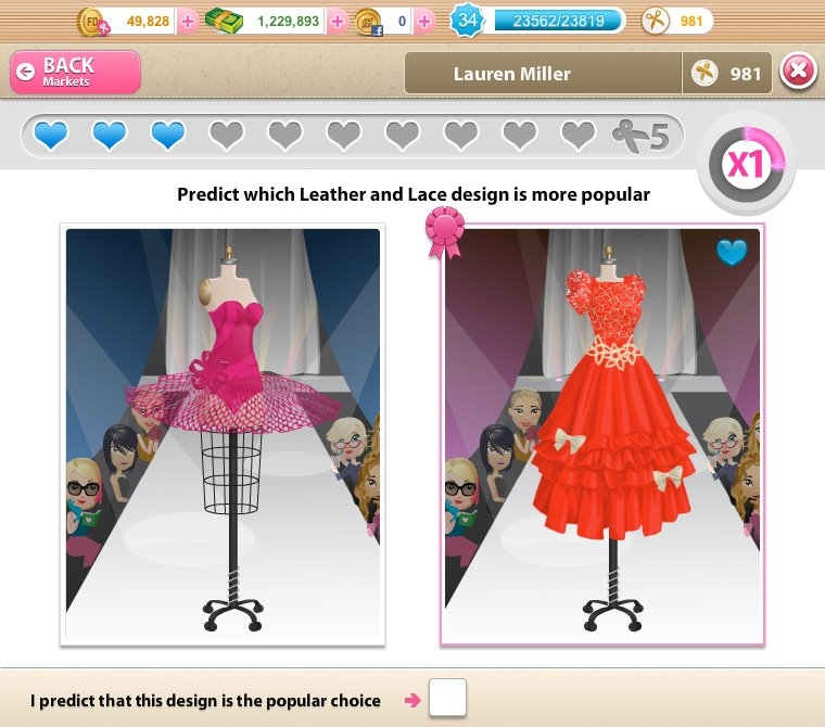 Online Clothes Designer Game Play Fashion Designer mini